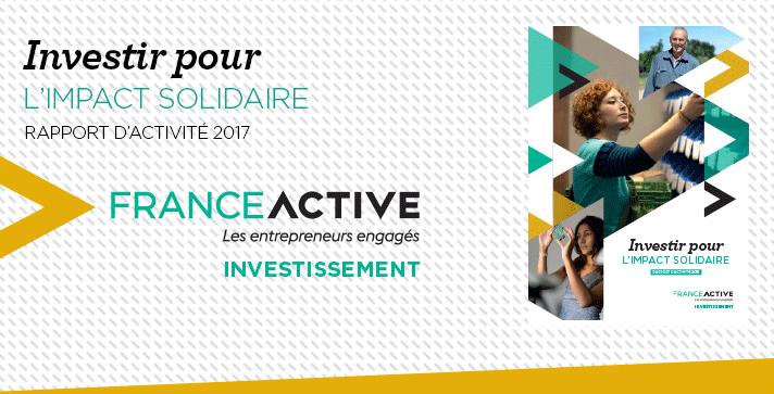 France Active Investissement publie son rapport d